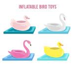 水上充气玩具