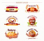 彩绘面包店标志
