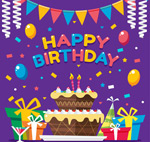 生日派对蛋糕
