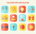 奥运会项目图标