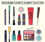 彩绘化妆品设计