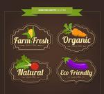 素食标志标签