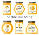 有机蜂蜜包装