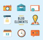 博客元素图标