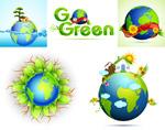 环保主题海报