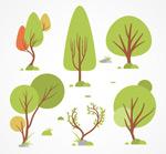 创意树木设计