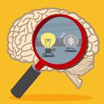 大脑思维插画