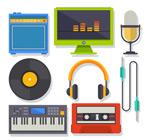 音乐工作室设备