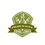 橄榄油主题标志
