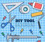彩色DIY工具