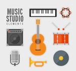 音乐工作室用品