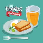 美味营养早餐