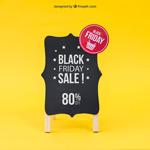 黑色星期五海报