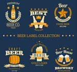 创意啤酒标签