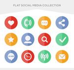 圆形社交媒体龙8国际娱乐