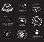 摄影工作室标志