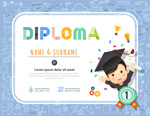 幼儿园毕业证书