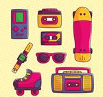 彩色娱乐用品