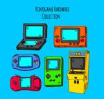 彩绘游戏机设计