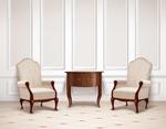 复古桌椅设计