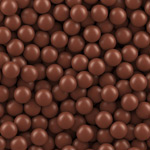 巧克力豆背景