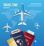 旅游主题设计