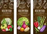 健康食物banner