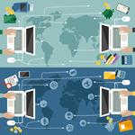 扁平化互联网络