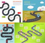 道路元素信息图