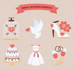 创意婚礼元素