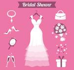 新娘送礼会元素