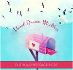 装情书的信箱