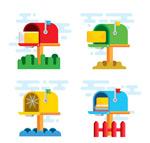 彩色信箱设计