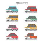 扁平化车辆