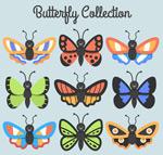 卡通蝴蝶设计