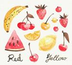 13款彩绘水果