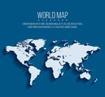 质感世界地图