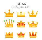 金色王冠设计