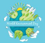 世界环境日地球