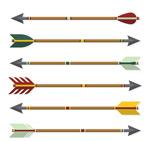 创意竹箭设计