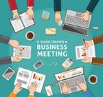 商务会议办公桌