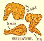 美味炸鸡料理
