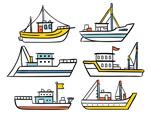 创意渔船设计