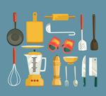 彩色厨房用品