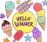雪糕冰淇淋框架