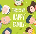 幸福家族人物