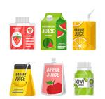 软包装果汁饮料