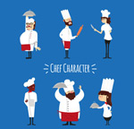 创意厨师设计