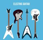 时尚电吉他