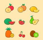 美味水果设计